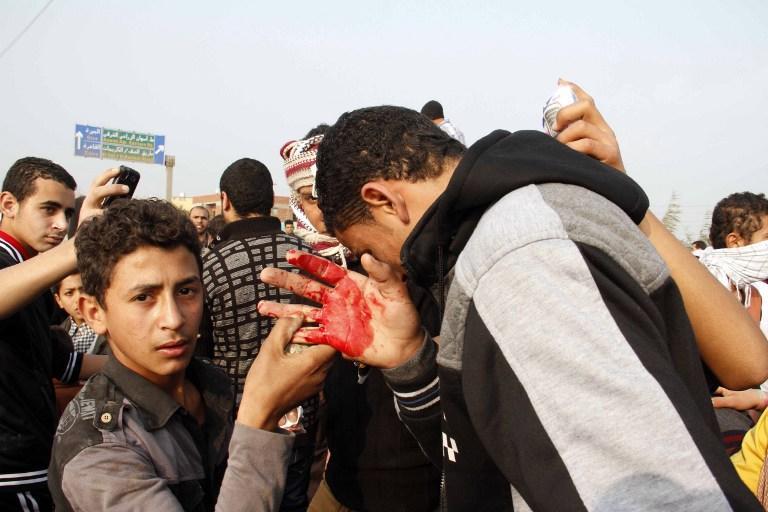 В Египте в ходе новых столкновений убиты десять человек