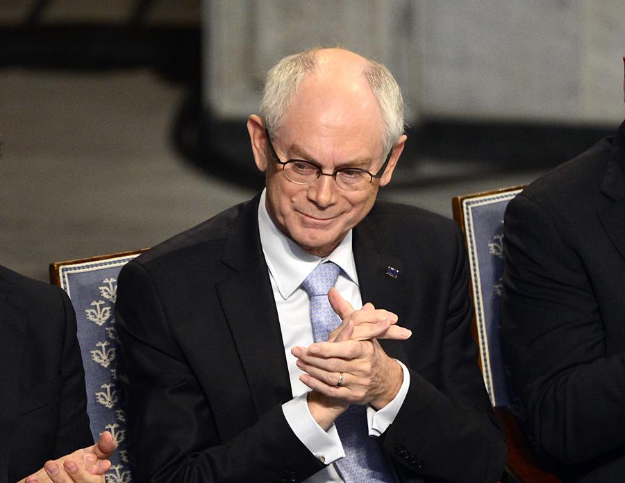 Херман Ван Ромпей: выход Великобритании из ЕС развалит союз