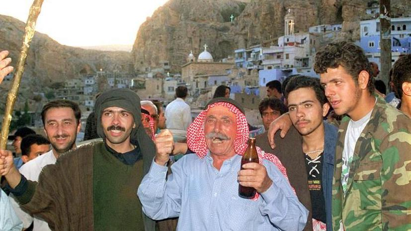 The Independent: Мусульмане из Маалюли предали своих земляков-христиан