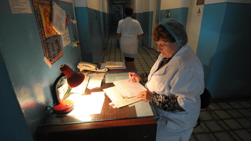 СМИ: Московские врачи, согласившиеся работать в сёлах, получат по миллиону рублей