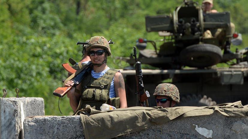 Ивано-Франковск отказался посылать своих солдат в зону проведения силовой операции на юго-востоке Украины