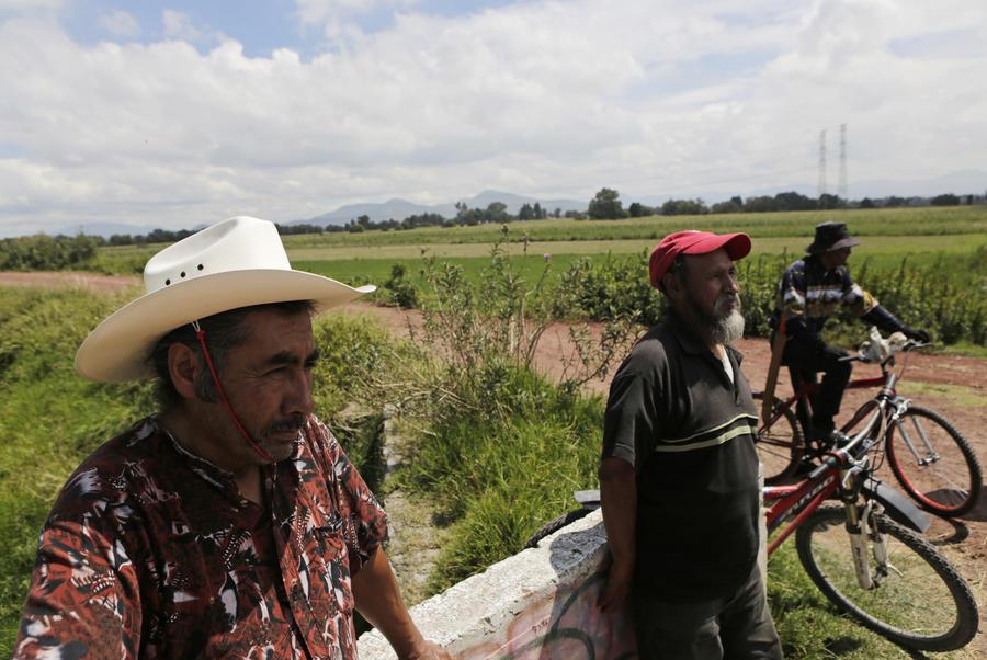 Мексиканские фермеры разблокировали автобус с российскими туристами