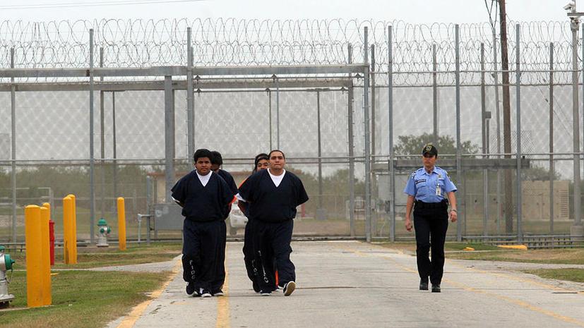 Полицейское государство: За 30 лет заключенных в тюрьмах США стало на 790% больше