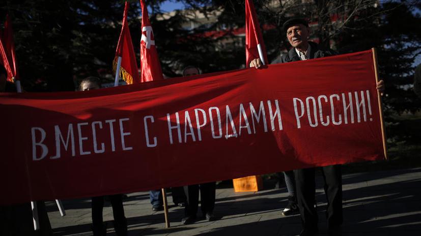 СМИ: Утомлённые Западом грузины вновь потянулись к России