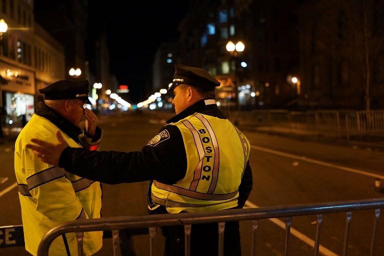 Бостонские преступники атаковали полицию с помощью самодельных бомб