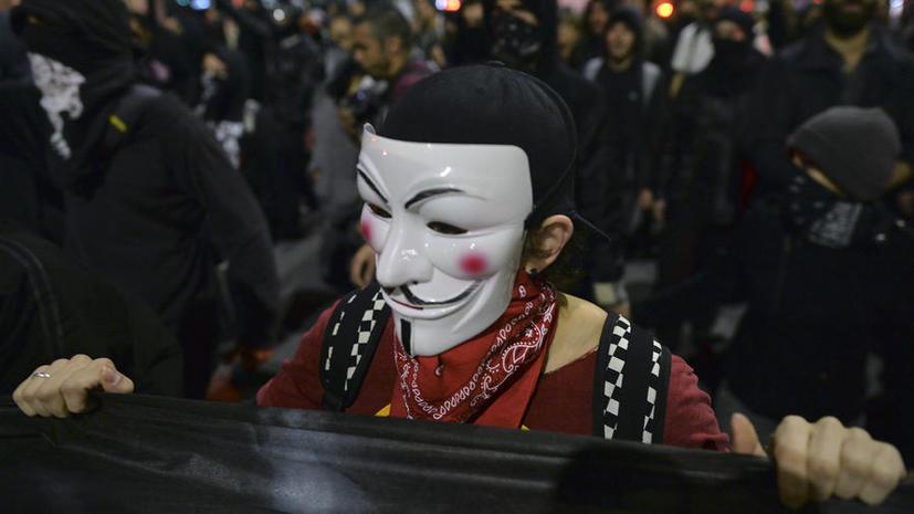ФБР победило хакеров из Anonymous