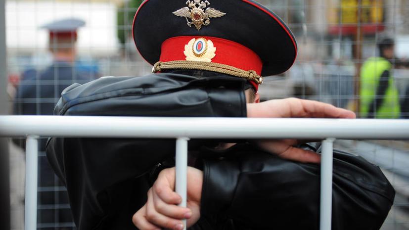 В Москве задержаны семеро лжеполицейских: банда совершила ограбление на 2,4 млн рублей