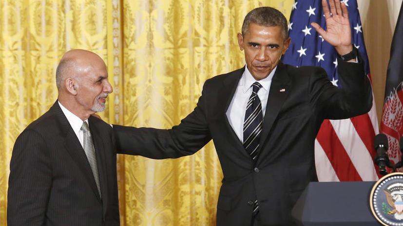 Барак Обама перепутал фамилию президента Афганистана, назвав его Хамидом Карзаем