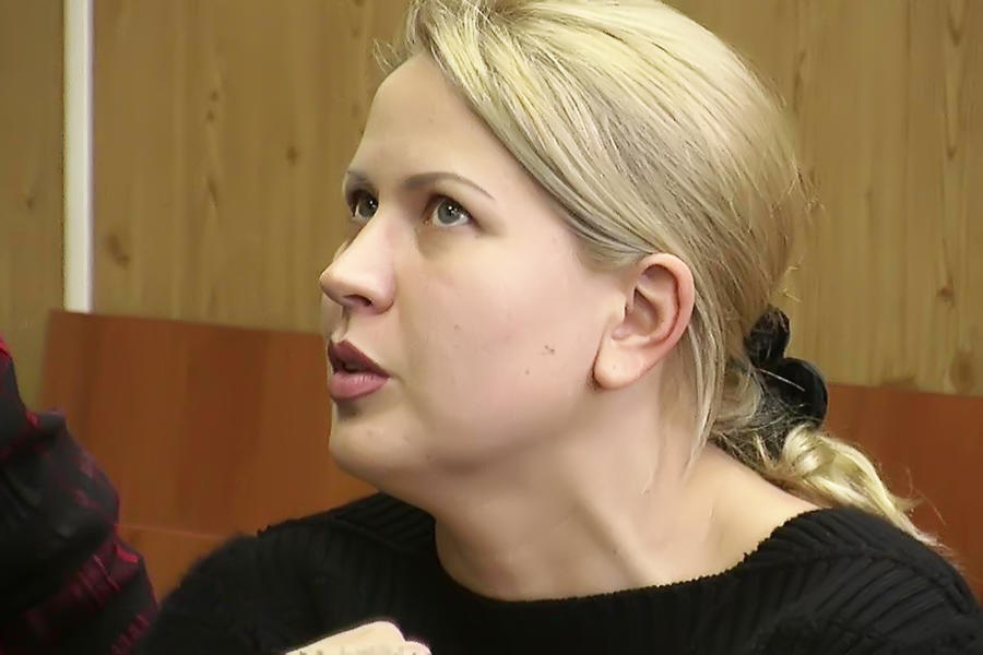СК арестовал имущество Евгении Васильевой