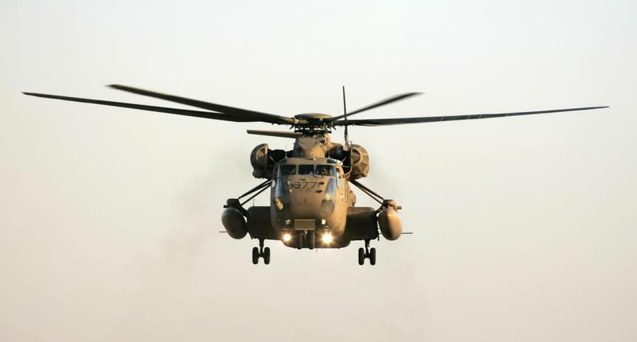 Израиль модернизирует вертолеты CH-53 Sea Stallion