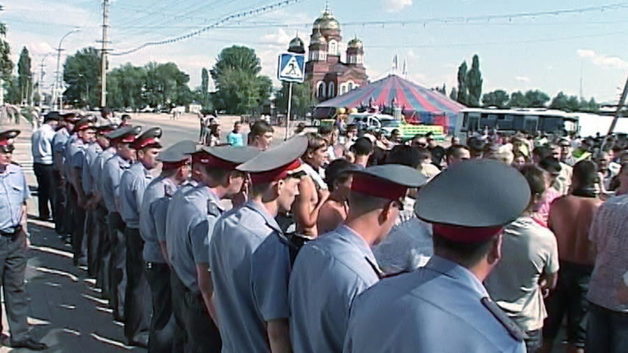В Пугачёве отстранён от должности начальник местной полиции