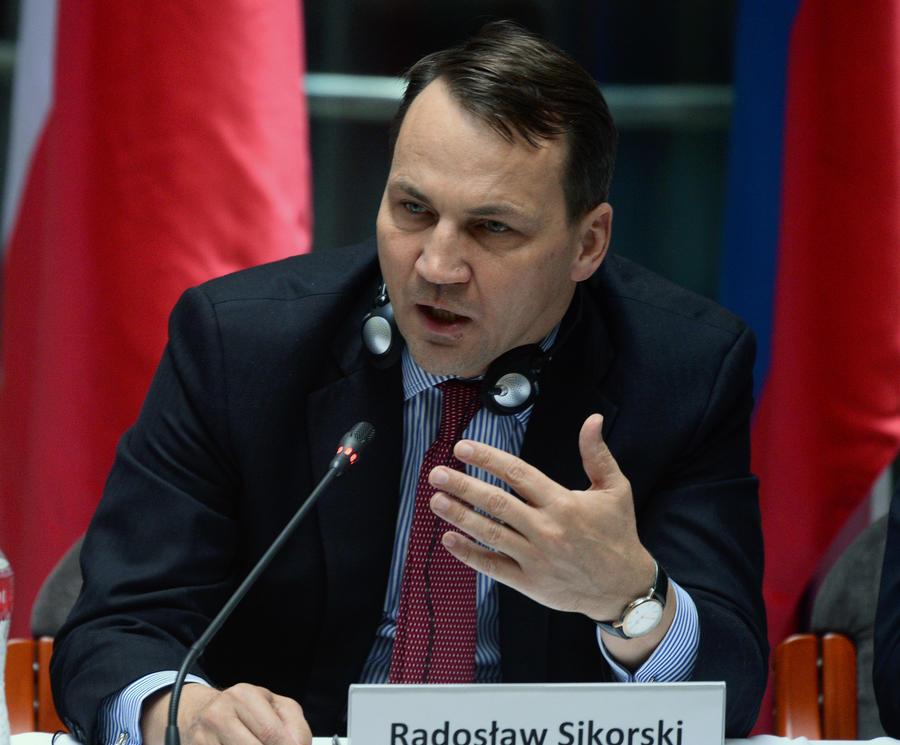Глава МИД Польши предложил экспроприировать капиталы украинской элиты