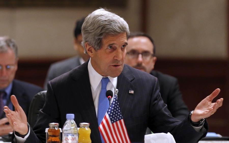 Джон Керри: Если Сирия не начнёт переговоры, мы усилим поддержку боевиков