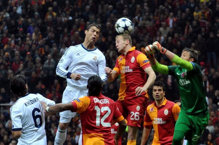 Мадридский «Реал» и дортмундская «Боруссия» стали первыми полуфиналистами Лиги чемпионов