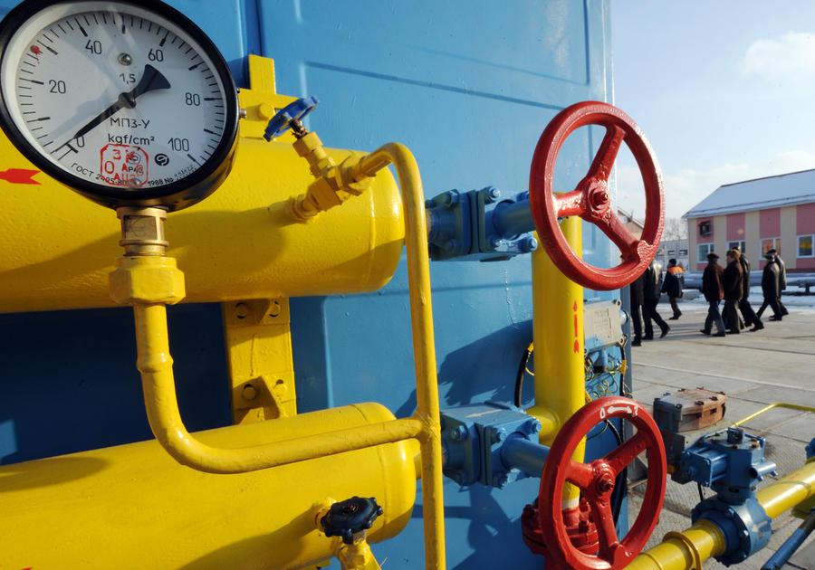 Украина поднимет тарифы на газ для населения ради кредита МВФ