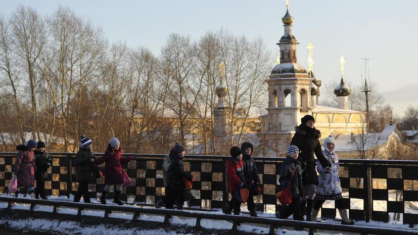 Поездки по России могут стать обязательной частью школьной программы