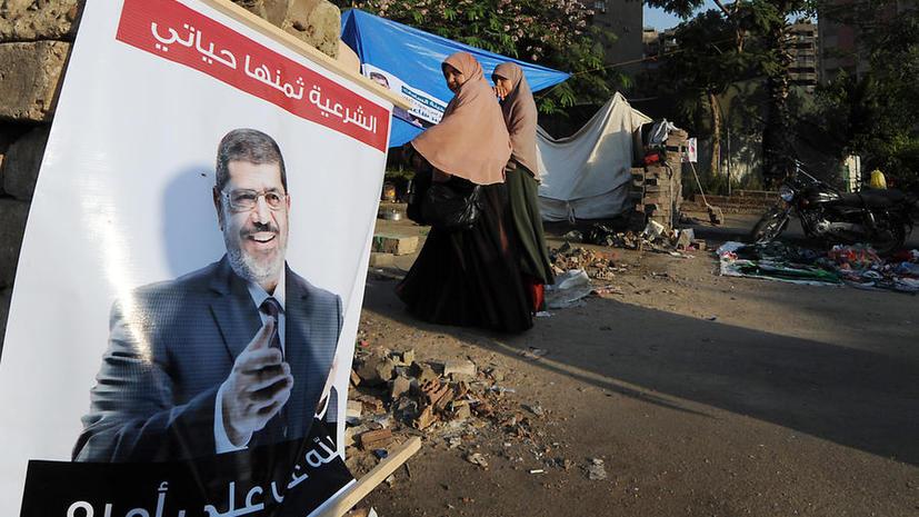 СМИ: Мухаммед Мурси будет освобождён, если согласится уехать из Египта