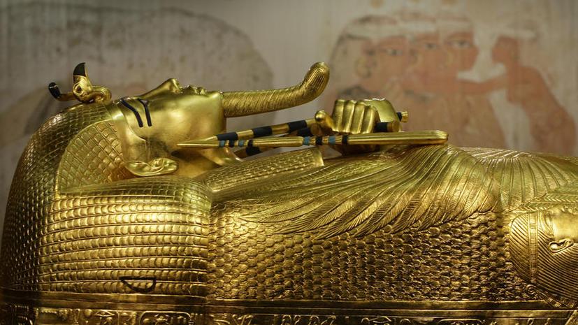 Учёные, возможно, раскрыли тайну секретной комнаты в гробнице Тутанхамона