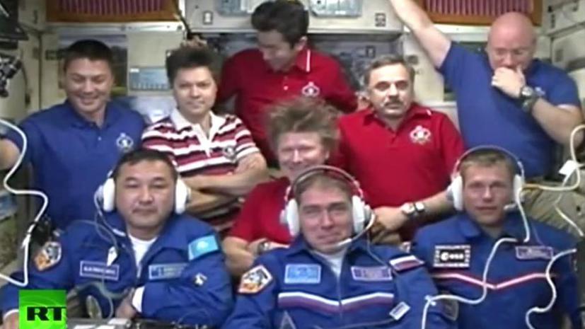 Очередной экипаж благополучно прибыл на МКС