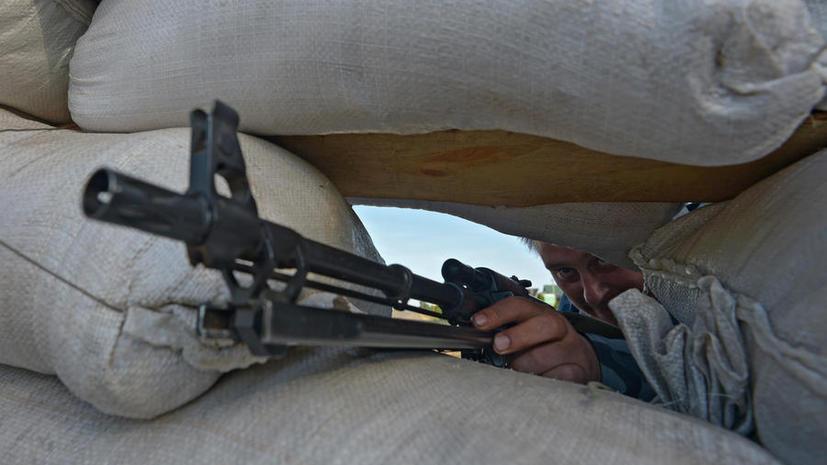 Неизвестные расстреляли в больнице раненых украинских военнослужащих