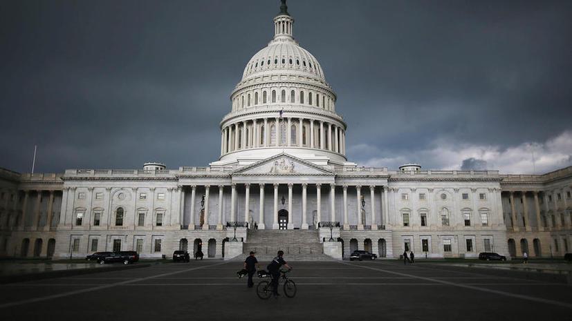 Сенат США предварительно проголосовал за санкции против России и финансовую помощь Украине