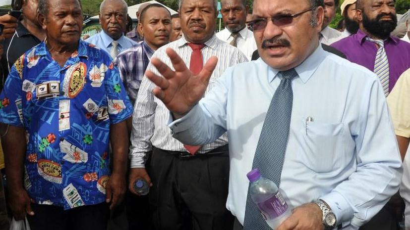 Премьер-министр Папуа – Новой Гвинеи: расстрел является самым дешевым и гуманным способом казни