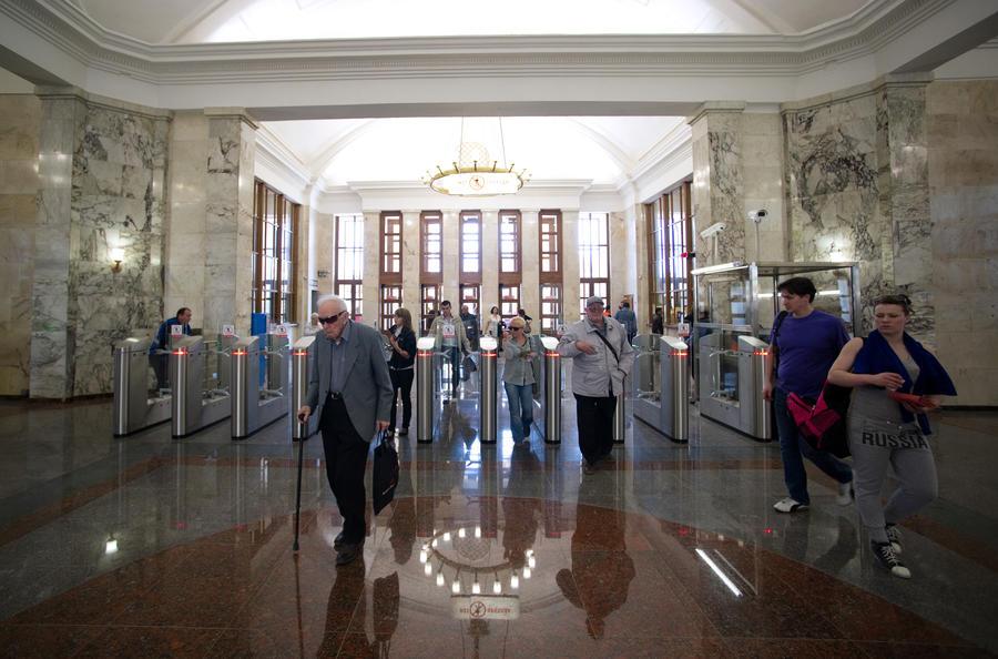 В московском метро появятся датчики радиации