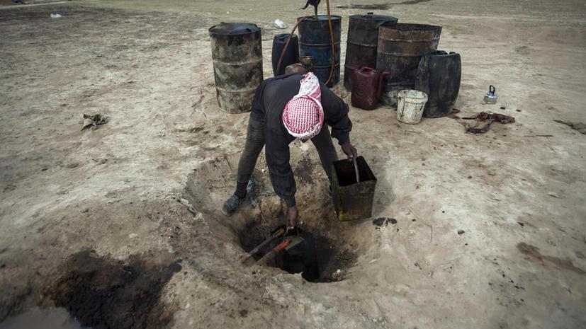 Эксперты: Сирия нужна Америке в качестве перевалочного пункта энергоносителей