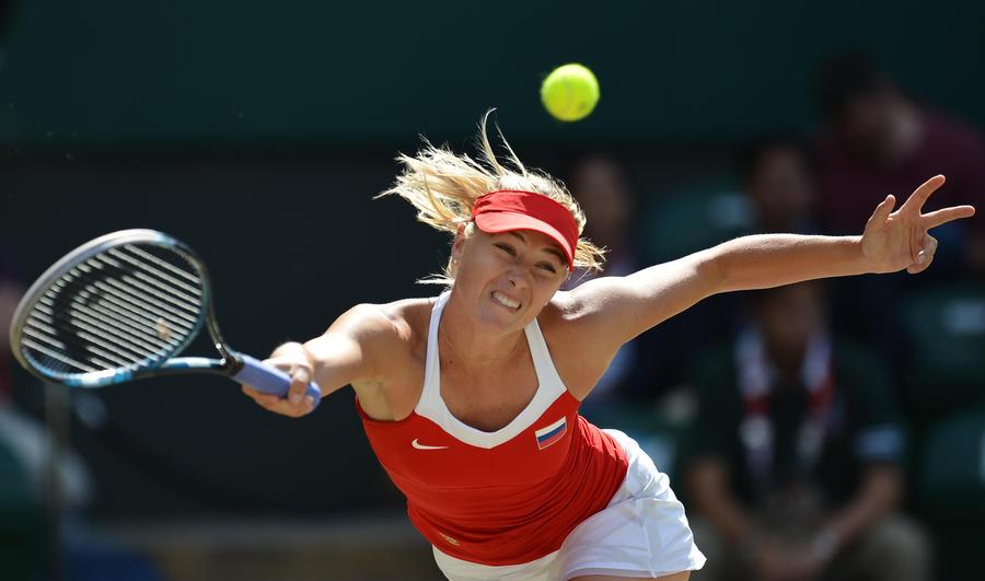 Мария Шарапова пробилась в четвёртый круг открытого чемпионата Франции