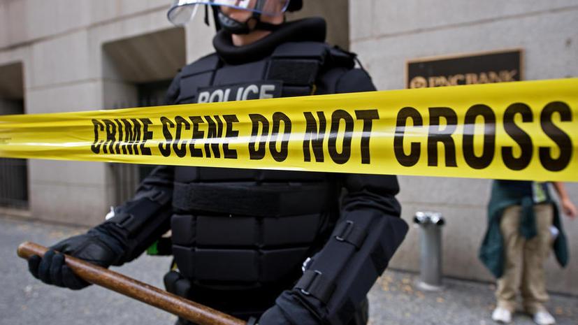 Американец открыл стрельбу по чиновникам в штате Пенсильвания, погибли три человека