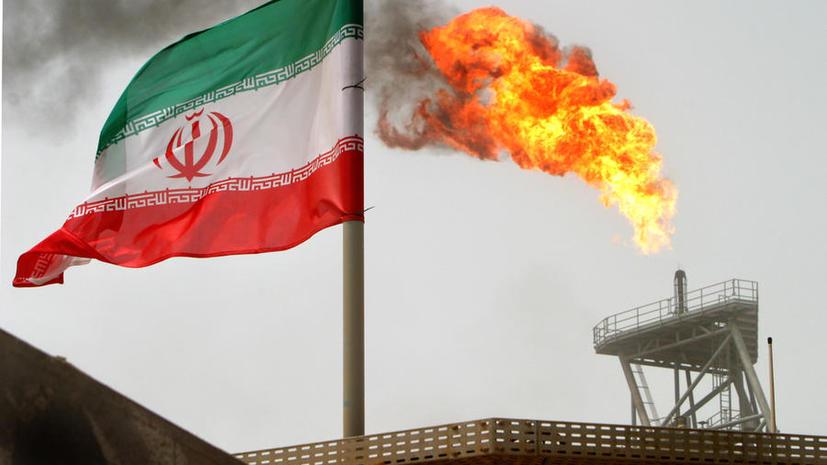 Иран назвал условия, при которых поддержит заморозку добычи чёрного золота