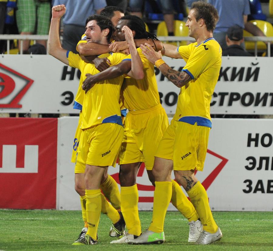 «Ростов» останется в элите российского футбола в следующем сезоне