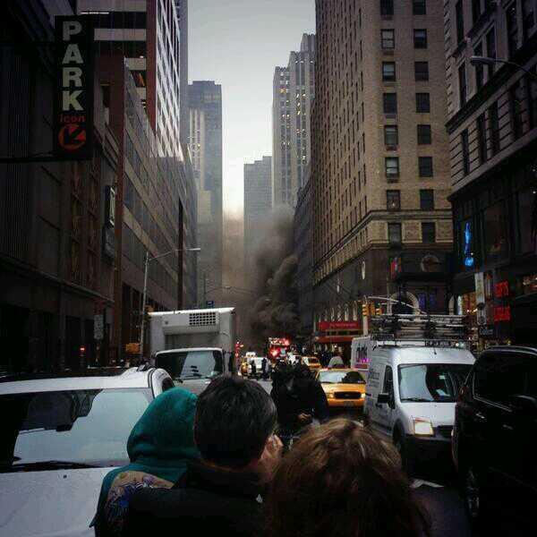 Подземный взрыв напугал обитателей Манхэттена