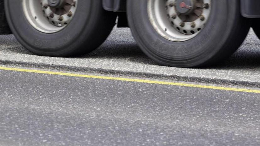Из-за нефти техасские дороги из асфальтовых превратились в гравийные