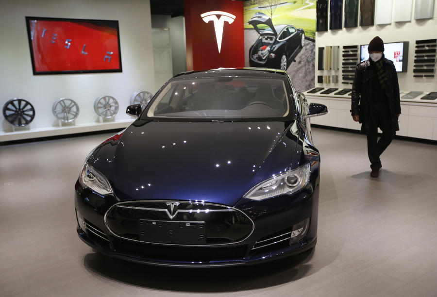 Продажа подержанных электрических автомобилей