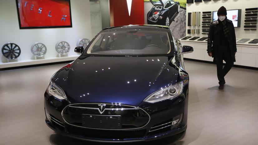 Компания Tesla начала продажу подержанных электромобилей в интернете