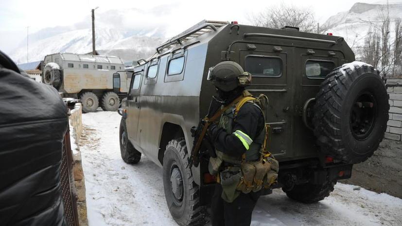 Под Хасавюртом нейтрализован боевик, ранее входивший в банду Доку Умарова