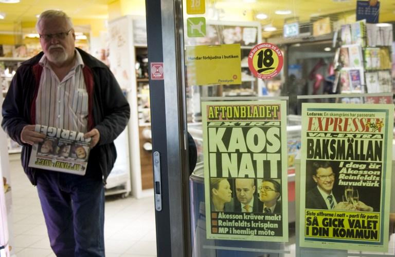 В 2012 г. шведский словарь обогатился множеством неологизмов