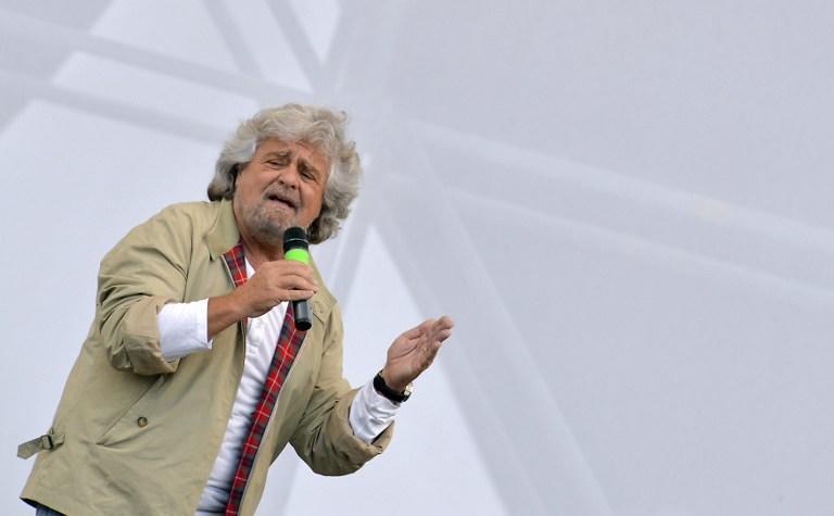 Депутат-комик: Деньги Евросоюза идут в карман итальянской мафии