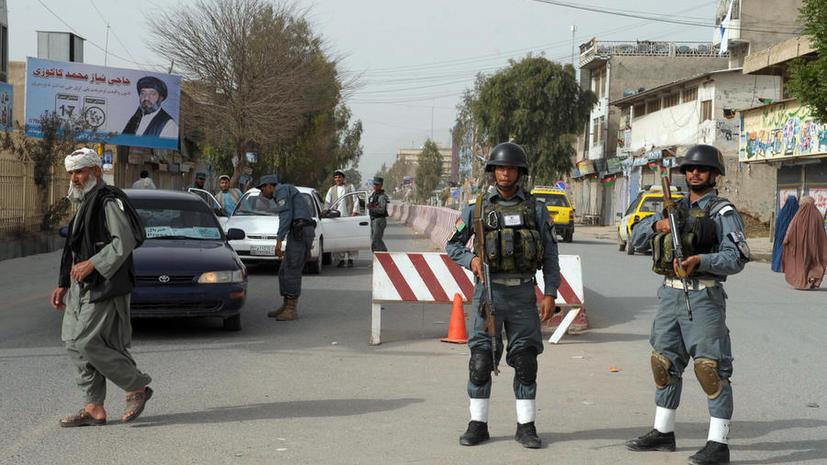 В Афганистане в условиях повышенных мер безопасности начались президентские выборы