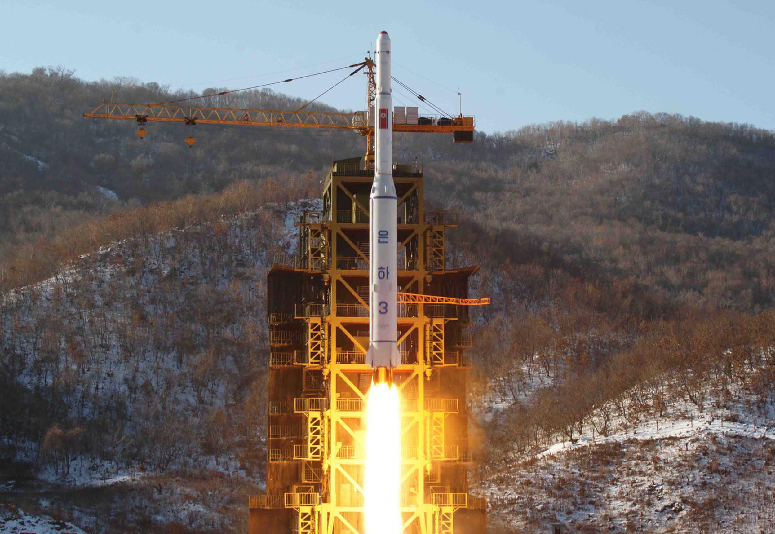Северокорейские ракеты могут достигать территории США, утверждают в Сеуле