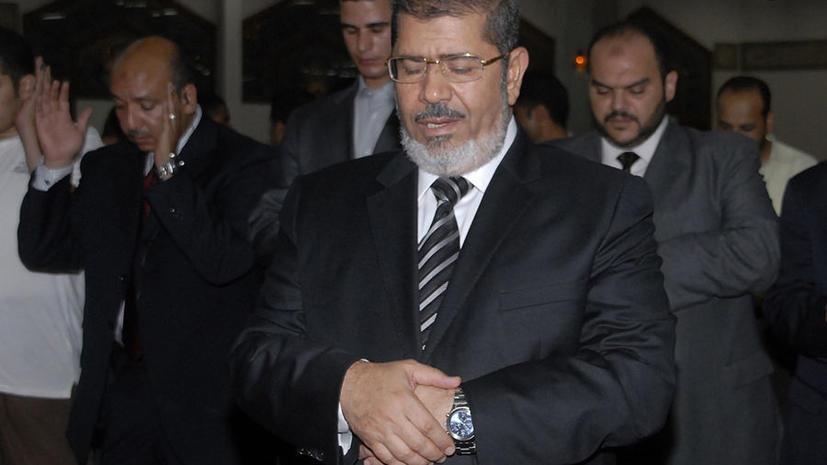 Мухаммед Мурси отказался от переговоров в Европе