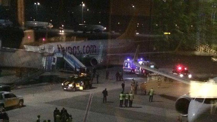 В аэропорту Стамбула прогремел взрыв, есть погибшие