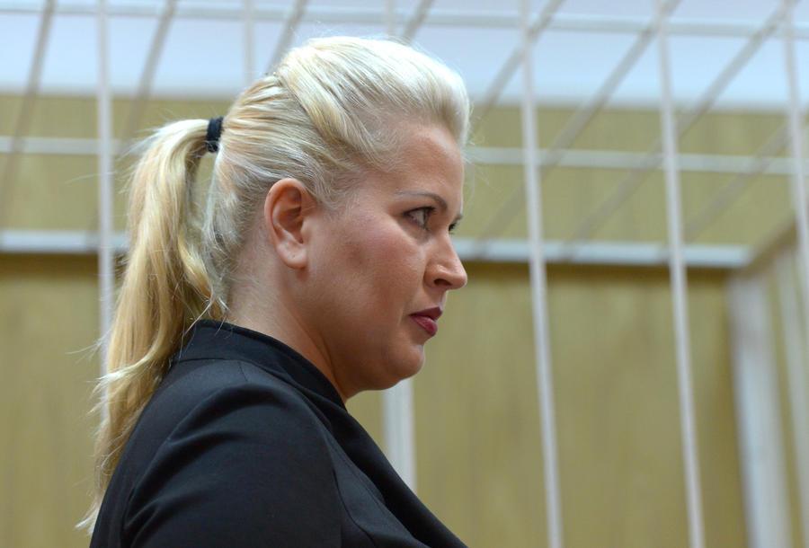 СК: Евгения Васильева не прочитала ни одного тома уголовного дела