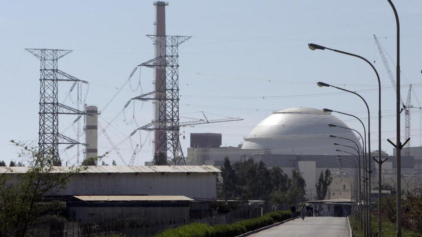 Россия готова к выполнению обязательств в рамках сделки по ядерной программе Ирана