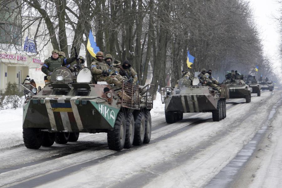 СМИ: Планы Вашингтона поставлять летальное вооружение на Украину внесли раскол в отношения США и ФРГ
