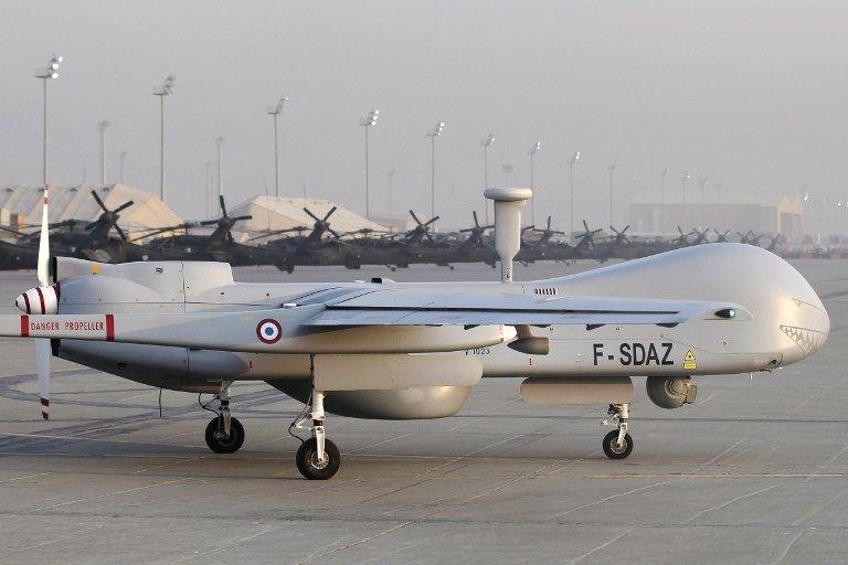 Нигер одобрил создание у себя базы для дронов США