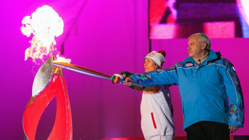 Санкт-Петербург может принять летнюю Олимпиаду-2024