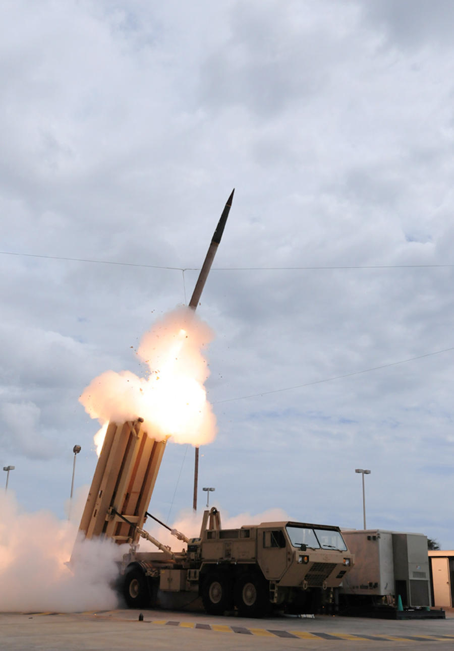 СМИ: США могут разместить в Южной Корее системы для перехвата ракет средней дальности