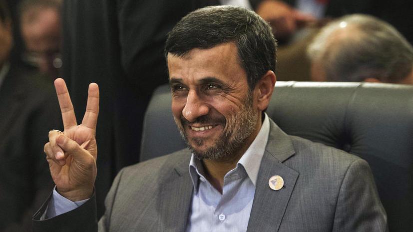 Ахмадинежад отправился в урановое турне